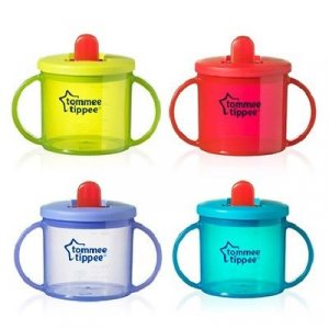 Tommee Tippee First Cup 4m+ (Single Cup)