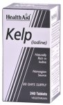 HealthAid Kelp Tablets Pack of 240