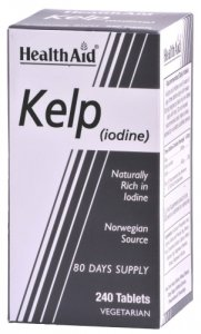 HealthAid Kelp Tablets Pack of 240