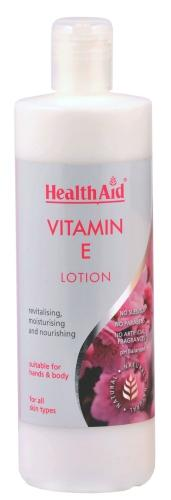 HealthAid Vitamin E Lotion 500ml