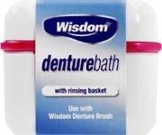 Wisdom Denture Bath