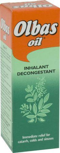 Olbas Oil Inhalant Decongestant 10ml