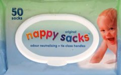 Nappy Sacks Bags Pack of 50