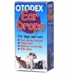 Otodex Ear Drops For Pets 14ml
