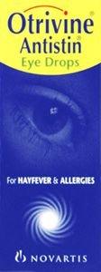 Otrivine Antistin Eye Drops 10ml