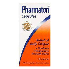 Pharmaton Capsules Pack of 30