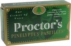 Proctor's Pinelyptus Pastilles 40g