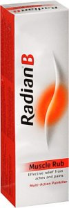 Radian B Muscle Rub 40g