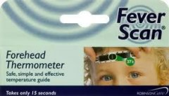 Fever Scan Forehead Thermometer