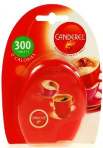 Canderel Sweetener Tablets Pack of 300
