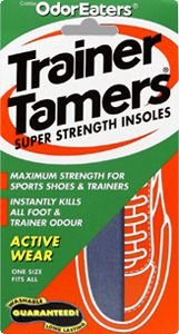 Odor Eaters Trainer Tamers One Pair