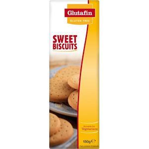 Glutafin Gluten Free Sweet Biscuits 150g