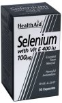 HealthAid Selenium 100mcg Capsules Pack of 30