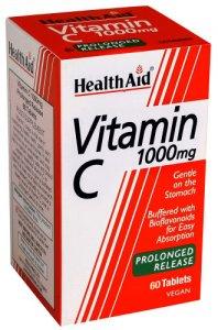 HealthAid Vitamin C 1000mg Tablets Pack of 60