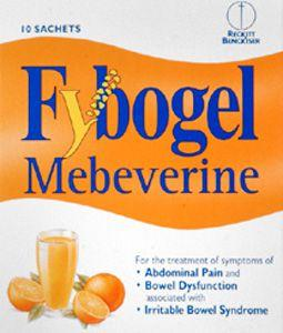 Fybogel Mebeverine Sachets Pack of 10 x 2