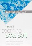 Tidman's Soothing Seasalt Bathing Crystals 1kg