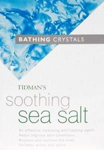 Tidman's Soothing Seasalt Bathing Crystals 1kg