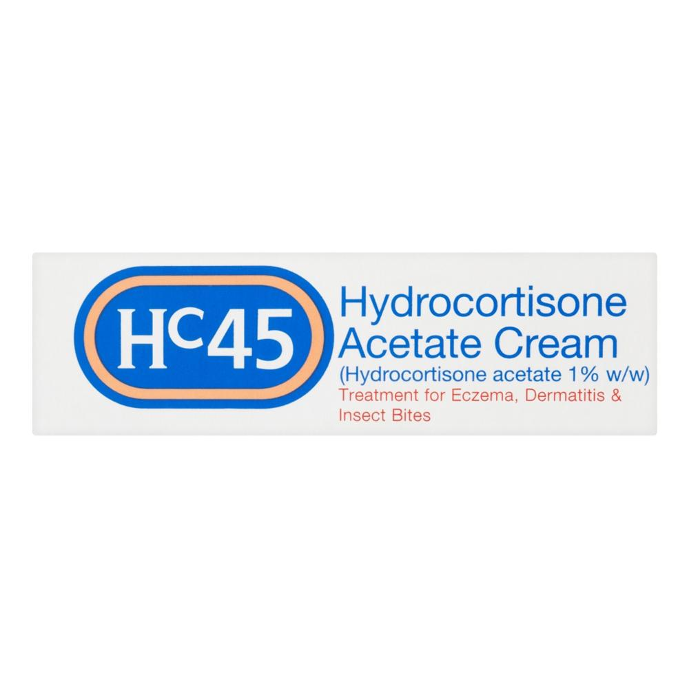 HC45 Hydrocortisone Cream 15g