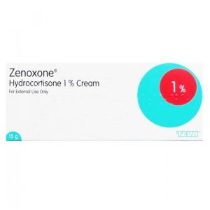 Zenoxone Hydrocortisone Cream 15g