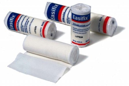 Easifix Viscose & Nylon  Bandage 15cm x 4m
