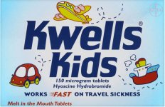 Kwells Kids Tablets Pack of 12