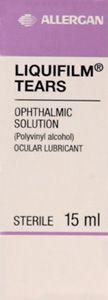 Liquifilm Tears Eye Drops 15ml