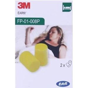 Earfit Earplugs Pack of 2