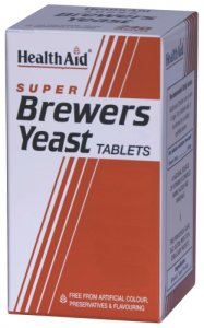 HealthAid Brewers Yeast Tablets Pack of 500