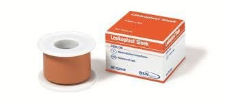 Leukoplast Sleek Waterproof Tape  5cm x 5m