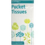 Numark Pocket Tissues Pack of 10