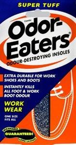 Odor-eaters Insoles Super Tuff