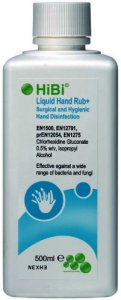 Hibi Liquid Hand Rub+ 500ml
