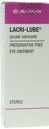 Lacri-lube Ophthalmic Ointment 3.5g