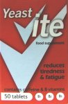 Yeast-vite Tablets Pack of 50