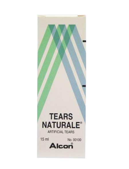 Tears Naturale Eye Drops Solution 15ml