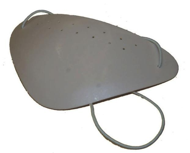 Portia Plastic Eye Shield