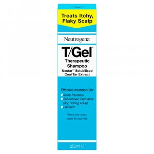 Neutrogena T Gel Therapeutic Shampoo 250ml