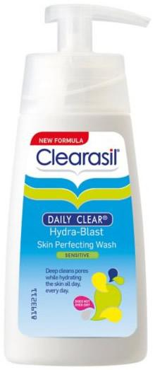 Clearasil Daily Clear Skin Perfecting Wash Sensitive 150ml