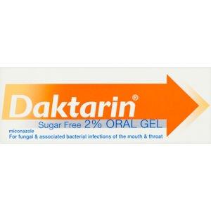 Daktarin Oral Gel 15g