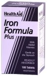 HealthAid Iron Formula Plus Tablets Pack of 100