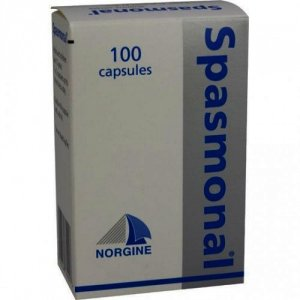 Spasmonal Capsules Pack of 100