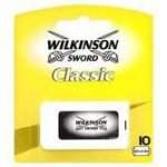 Wilkinson Sword Classic Double-Edged Razor Blades Pack of 10