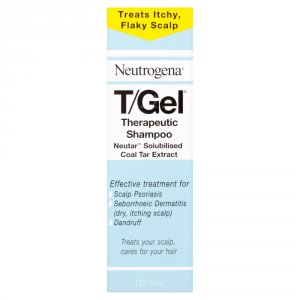 Neutrogena T-Gel Therapeutic Shampoo 125ml