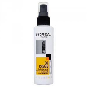 L'Oreal Studio Go Create Sculpting Spritz 150ml