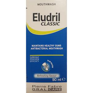 Eludril Classic Mouthwash 90ml
