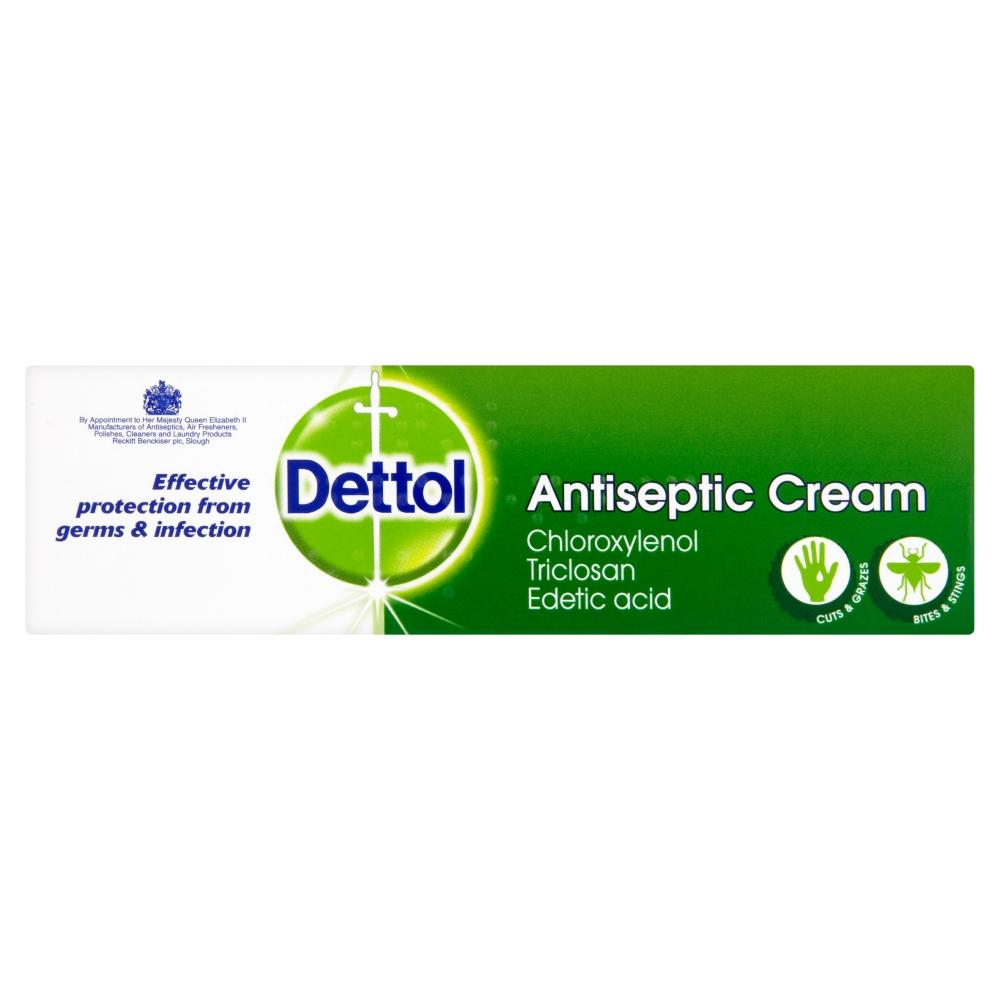Dettol Antiseptic Cream tube 30g