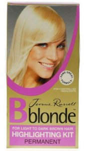 Jerome Russell B Blonde Highlight Kit Permanent