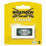 Wilkinson Sword Classic Double-Edged Razor Blades Pack of 5