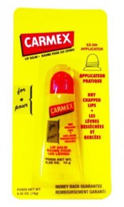 Carmex Lip Balm Tube 10g