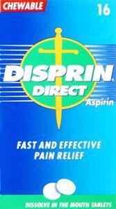 Disprin Direct Tablets Pack of 16